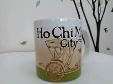 Starbucks Mug Vietnam  Ho Chi Minh City  Global Icon City Collector   16 Oz