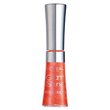 Loreal Glam Shine Glamshine 6ml Lipgloss Sheer Peach 174