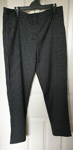 Spicy Sugar Ladies Pinstripe Pants BNWT size 12