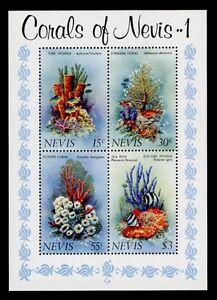 Nevis 166a MNH Coral
