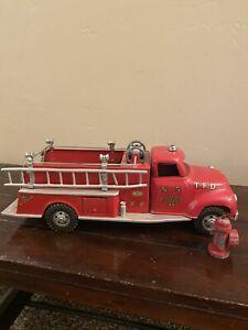 Vintage Tonka No.5 Suburban Pumper Fire Truck