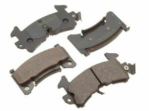 For 1991-2003 GMC Sonoma Brake Pad Set Front Akebono 59953MX 1992 1993 1994 1995