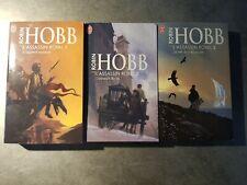 Robin Hobb - L'assassin Royal - 1/2/3   -  Tome 1 / Tome 2 / Tome 3