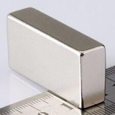 N52 Block Super Strong Magnet Neodymium Permanent Rare Earth Magnet 40x20x10mm