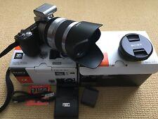 Sony Alpha NEX-5N 16.1MP Digital Camera Body with E 18-200mm Sony SEL 18200