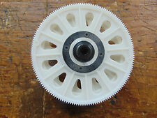 TREX 500 MAIN & TAIL DRIVE GEARS C/W BLACK ALLOY ONE-WAY BEARING