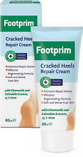 FOOTPRIM Cracked heels repair Foot Cream, Urea, Camomile & Calendula extract