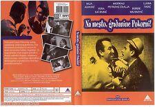 NA MESTO GRADJANINE POKORNI DVD Ckalja Film 1964 Radivoje Lola Djukic Petrovic
