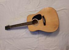Golden Ton Akustik Gitarre / neuwertiger Zustand mit Tasche!