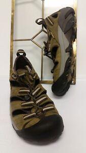 Keen Mens Arroyo II Sandals Slip On Lace Waterproof Walkin Sandal US 10 - EU 43