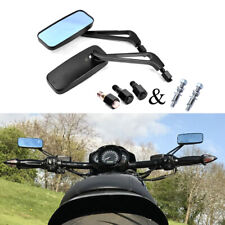 Rectangle Motorcycle Mirrors For Harley-Davidson Heritage Softail Street Glide H