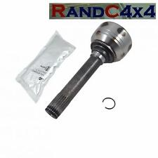 AEU2522 Land Rover Defender 90 110 CV Joint Front Constant Velocity