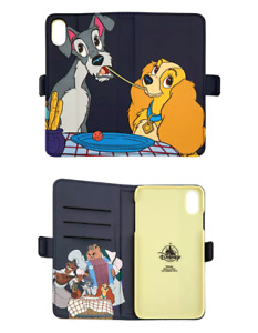 XS Max Folio iPhone Case Disney Park DTech Lady & the Tramp ✿ Tony's Restaurant