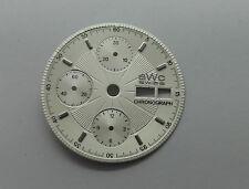 VALJOUX 7750 CADRAN CHRONOGRAPHE BWC POUR ETA VALJOUX 7750 DIAMETRE 30MM