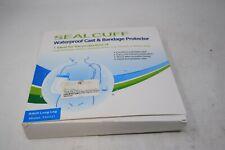 Sealcuff Waterproof Cast & Bandage Protector Adult Long Leg 330431 - Open Box