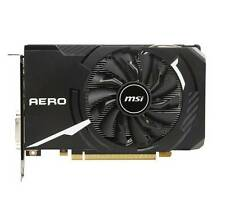 MSI NVIDIA GeForce GTX 1060 AERO ITX 6G OC DVI/2HDMI/2DisplayPort pci-e Video