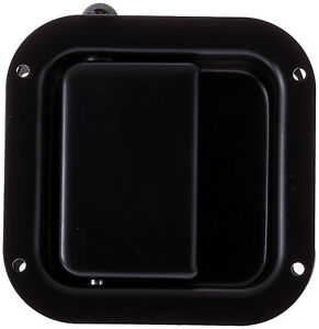 FITS 95-07 MACK LE 08-15 LEU 10 LE DRIVER FRONT DOOR BLACK INTERIOR DOOR HANDLE