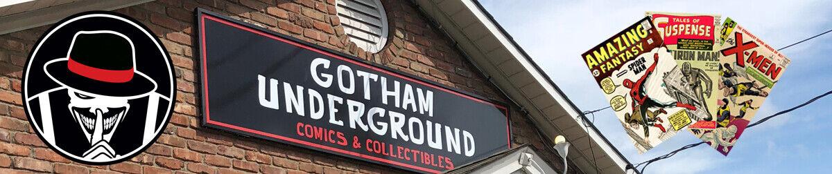 Gotham Underground Online
