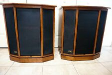 Vintage 1971 Altec Lansing 875A Granada Floor Standing Tower Home Speakers