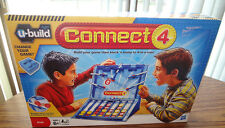 U-Build Connect 4 Game – Brand New