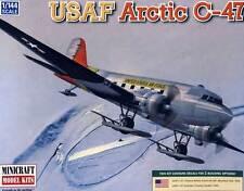 Minicraft - USAF Arctique C-47 Montana USA 1950 / Canada 1949 modèle-kit 1:144