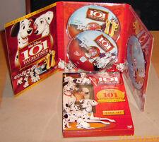 DVD 101 Dalmatiner 1 + 2 Walt Disney  3 Disc Platinum Edition (2008) Neuwertig