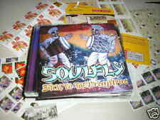 CD Metal Soulfly Stick TT primitive 1-t PROMO roadrunne