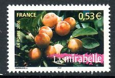 STAMP / TIMBRE FRANCE  N° 3882 ** REGION / FLORE /  MIRABELLE