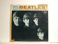 The Beatles - Meet The Beatles, Capitol T-2047, 1964 Mono LP