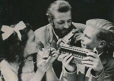 ANGLETERRE c. 1955 - Enfants Champions d'Harmonica Londres - PR 638