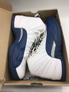 Jordan Retro 12 French Blue 130690-113 Size 12
