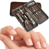 couteau pince à épiler pédicure ensemble outil de manucure coupe - ongles kit
