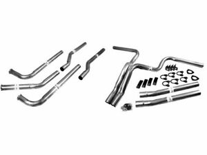 For 1975-1986 Chevrolet C10 Exhaust System Dynomax 82392TS 1976 1977 1978 1979