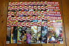 2000AD ft Judge Dredd Comic Collection Job Lot ISSUES 950-999