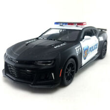 2017 Camaro ZL 1 Sport Black  Kinsmart 1:38 DieCast Model Toy Car Collectible
