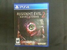 Replacement Case (NO GAME) RESIDENT EVIL REVELATIONS 2 PLAYSTATION 4 PS4