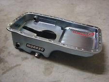Moroso 4 Quart Baffled Oil Pan Honda Acura B16 B16A B18 B18A B18C B18C1 B18C5