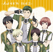 """""""STAR-MYU"""" MUSICAL SONG SERIES 2ND SHOW TIME 2 ANCIENT &...-JAPAN CD C15"""