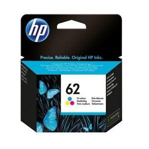 Original HP 62 Color Coloured C2P06AE - Boxed - Date 11/2018