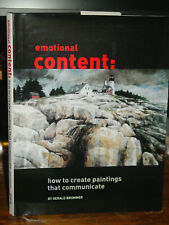 Emotional Content: how to create paintings that communicate, Gerald Brommer HcDj