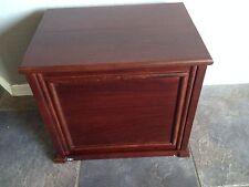 New Countertop Hard Wood Liquor Cabinet