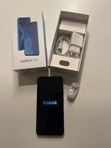 Honor 9X - 128GB - Midnight Black (Ohne Simlock) (Dual SIM)