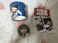UP10TION xiao dongyeol 1213 birthday event cup holder with photocard