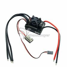 Hobbywing EZRUN WP80A SL Brushless Motor Waterproof ESC for 1/10 RC Car