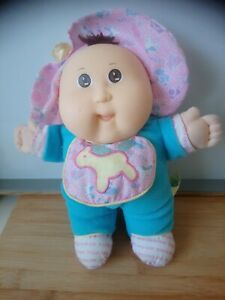 Poupée poupon bébé Xavier Roberts Cabbage Babyland kid grelot vintage