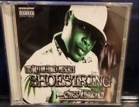 Shoestring of The Dayton Family - Cross Addicted CD esham insane clown posse icp