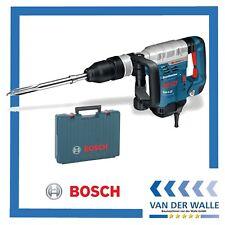 Bosch Schlaghammer Stemmhammer Meißelhammer GSH 5 CE inkl. Koffer + Spitzmeißel