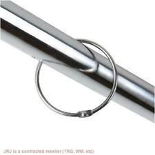 Metal Shower Rings Chrome - Threshold (12Pack)