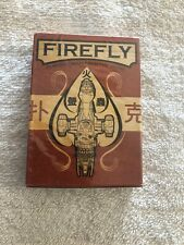 Serenity Firefly Playing Cards