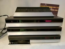 Bang & Olufsen System Beomaster Beocord 5000 Beogram CD50 Control Tape Tuner